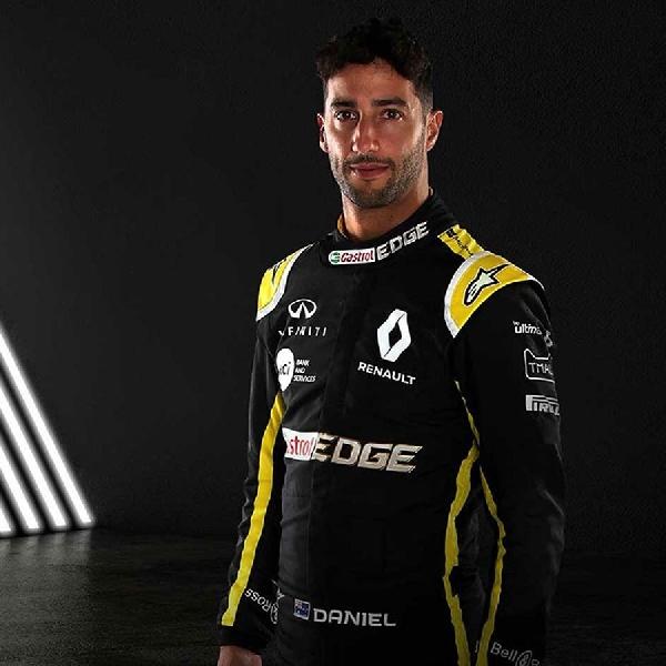F1: 2019 Tidak Sesuai Harapan, Begini Target Daniel Ricciardo Musim Depan