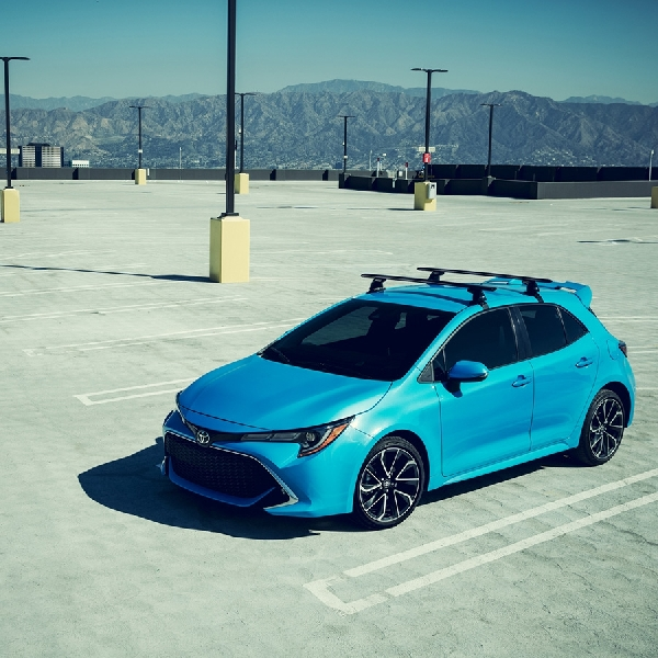 Toyota Siapkan Corolla Hatchback 2019