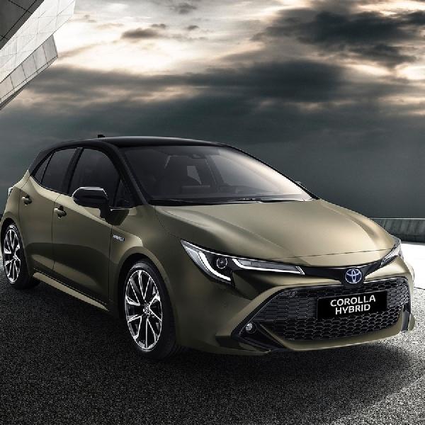 Toyota Corolla Hybrid akan Hadir Agustus Mendatang
