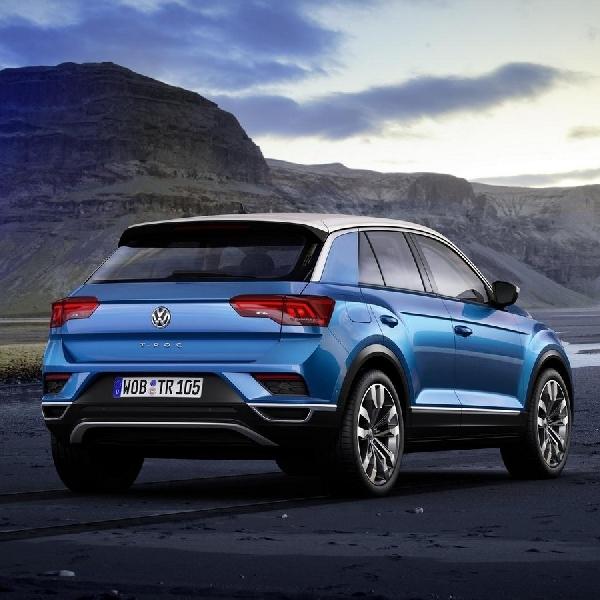 VW Luncurkan Teaser T-Cross 2019