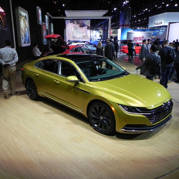 Arteon 2019, Compact Sedan Bergaya British Premium Car