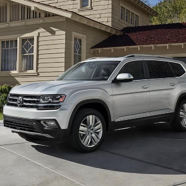 VW Rayakan Produksi Atlas ke 100.000