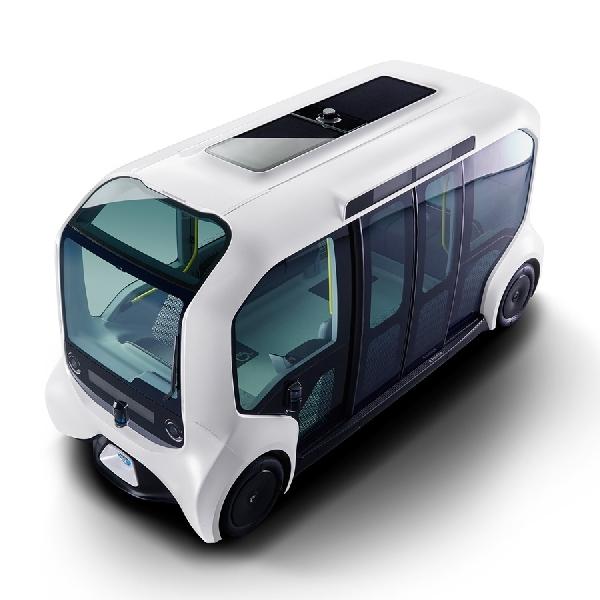 Mobil Otonom Ini akan Hadir di Olimpiade dan Paralimpiade Tokyo 2020