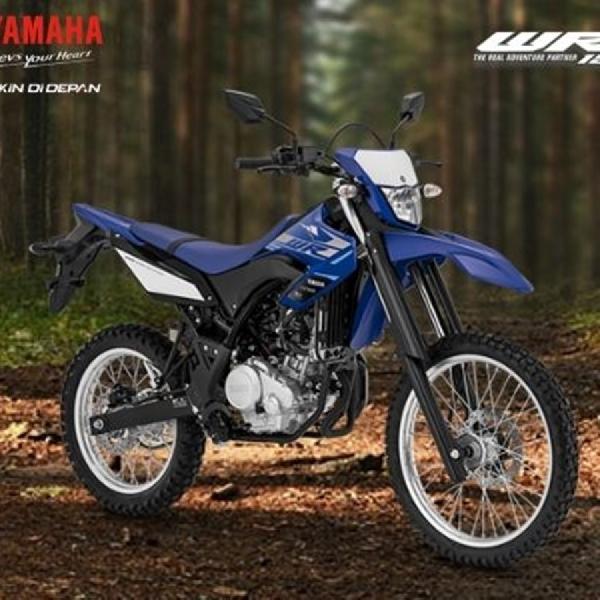Dua Sepeda Motor Sekaligus Diluncurkan Yamaha di JI Expo