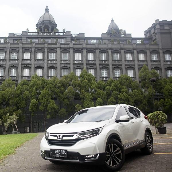 Honda CR-V Buktikan Eksistensi 20 Tahun Di Indonesia