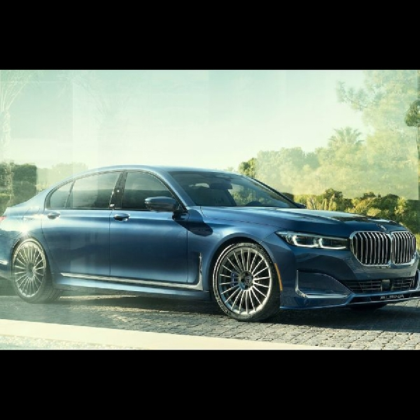 Alpina B7 2020, Paket Performance 600 HP untuk Cross Country