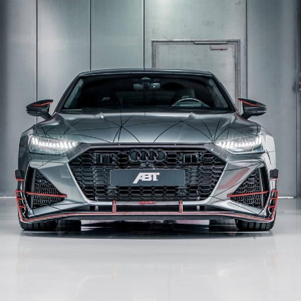 Begini Tampang dan Performa Audi RS-7 Setelah Ditunning ABT Sportsline