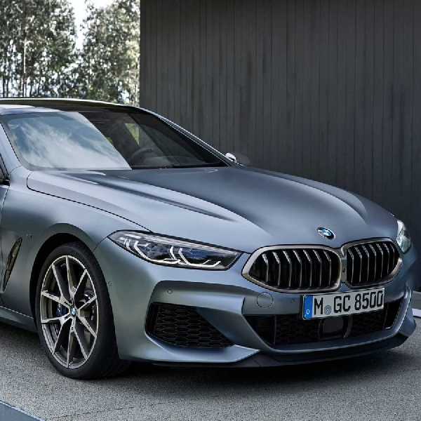 BMW 840i M Technic Gran Coupe, Sports Car Empat Pintu BMW