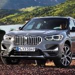 BMW X1 Facelift Semakin Mirip X7