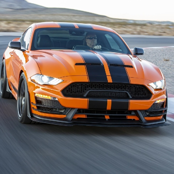 Kenalin, Ford Mustang Baru Versi Terbatas