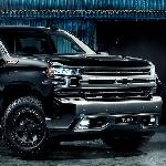 Chevrolet Silverado 1500 2020 Mengenakan Fury Pack Baru
