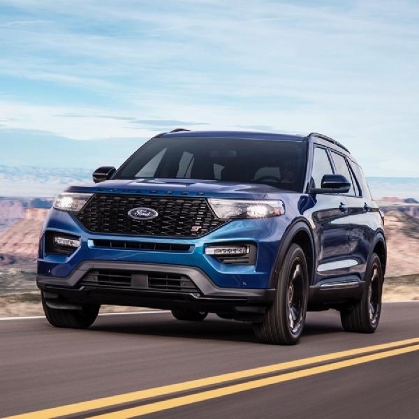 Segini Harga Ford Explorer 2020