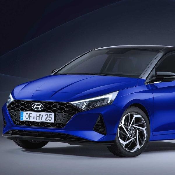 "Hyundai i20 akan Pakai Label ""N"" Hyundai"