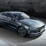 Hyundai Sonata 2020  Meluncur di New York International Auto Show