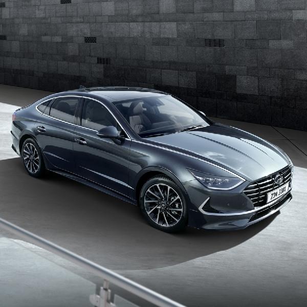 All New Hyundai Sonata Gunakan Platform Generasi Terbaru