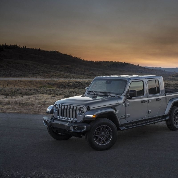Cakrawala Baru All-New Jeep Gladiator