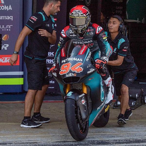 2020, Jonas Folger Ingin Berkonsentrasi Penuh di Moto2