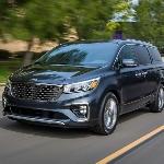 Kia Raih Empat Penghargaan di Washington Motor Show