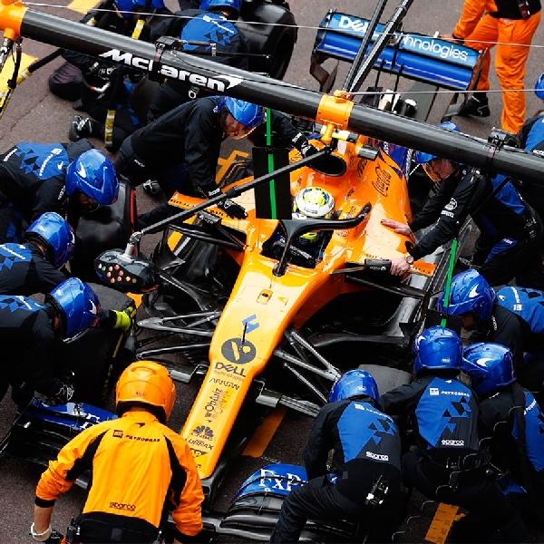 2020, McLaren Ingin Perkecil Jarak dengan Tim Papan Atas Formula 1