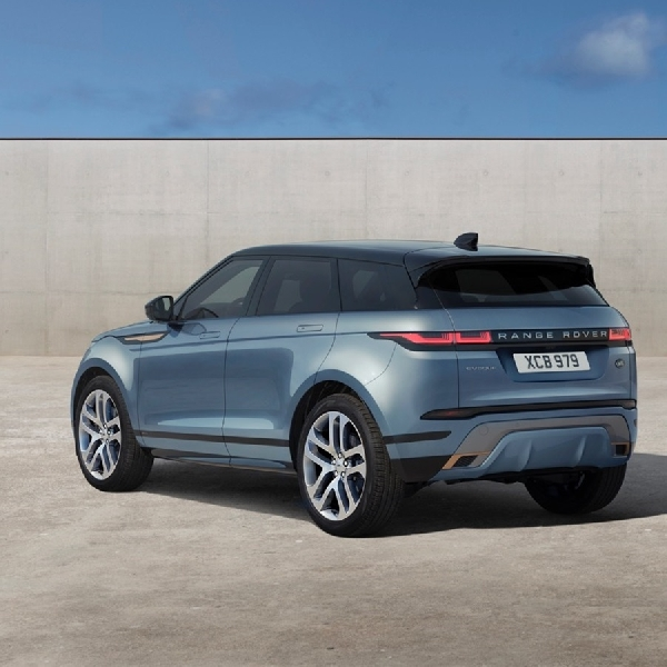 Range Rover Evoque 2020 Dirilis