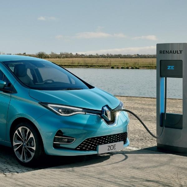 Renault Zoe Dijual Mulai Dari 300 jutaan