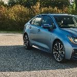 Inilah Wujud Asli Toyota Corolla Sedan Generasi Terbaru yang Kian Sporti