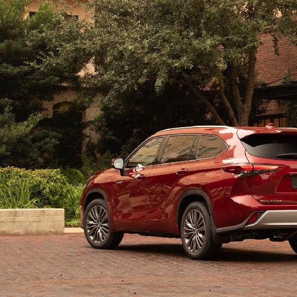 Rumor Beredar, Toyota Grand Highlander Meluncur Tahun 2023 Dengan Opsi Hybrid