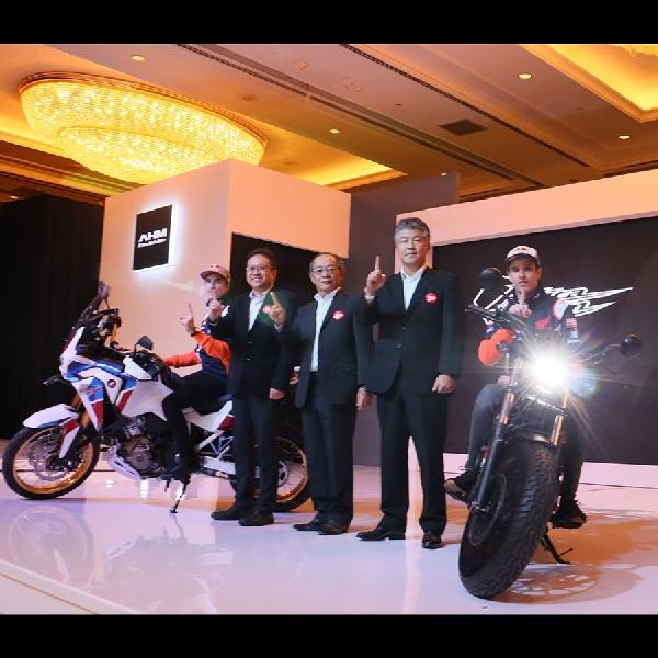 Pembaharuan Minor  Pada Honda Rebel Bikin Makin Ekspresif dan Customable