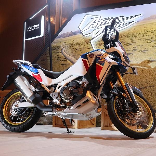 Honda CRF1100L Africa Twin Adventure Sports 2020, Begini Fitur Terbarunya