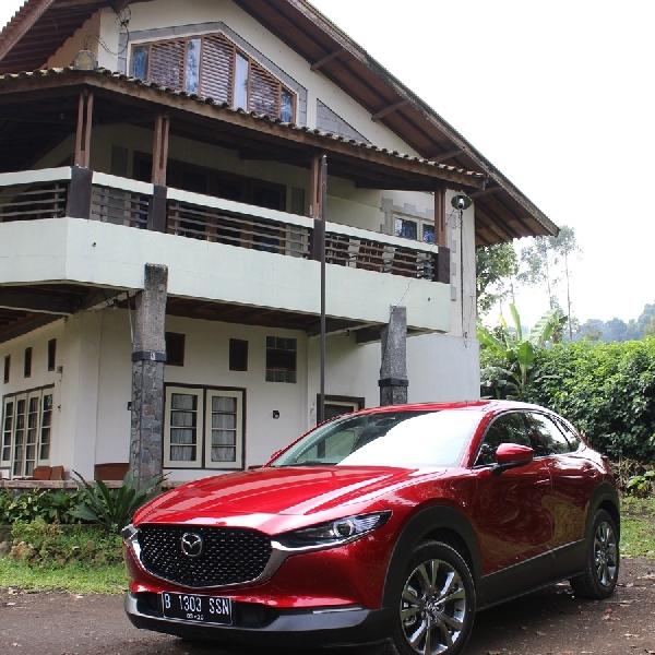 Impresi Pertama Mencoba Mazda CX-30