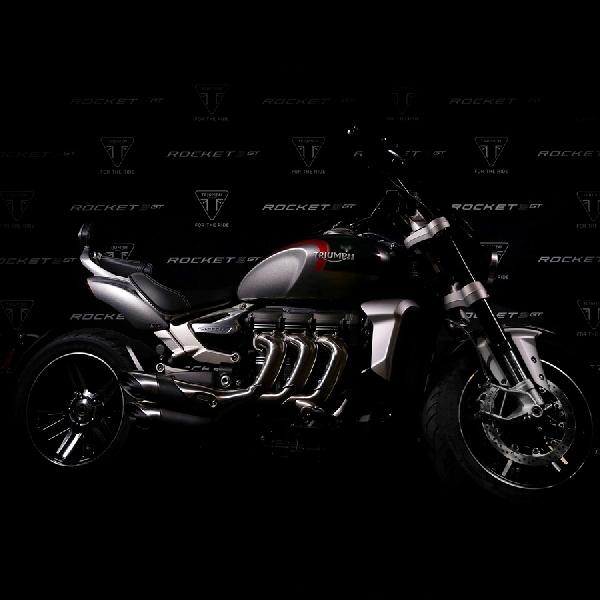 GAS Triumph Luncurkan Rocket 3 GT dan Rocket 3R, Mesin 2500 cc Bertenaga 164hp