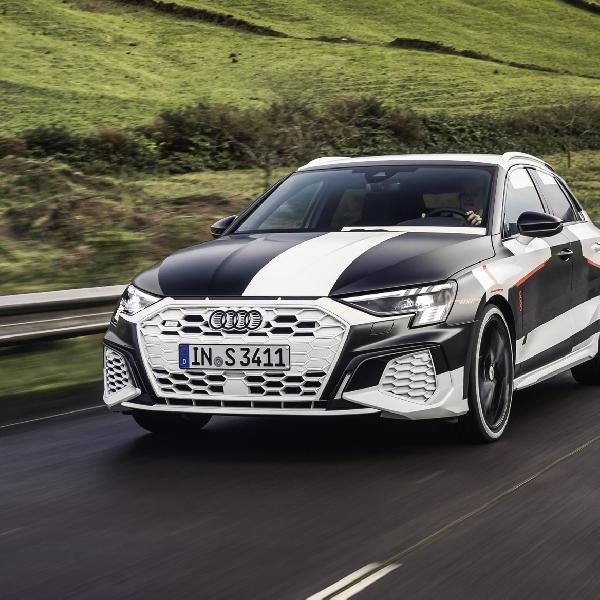 Audi A3 2020 Wajah Baru, Berpenggerak 4WD dengan Sensor Distribusi  Torsi