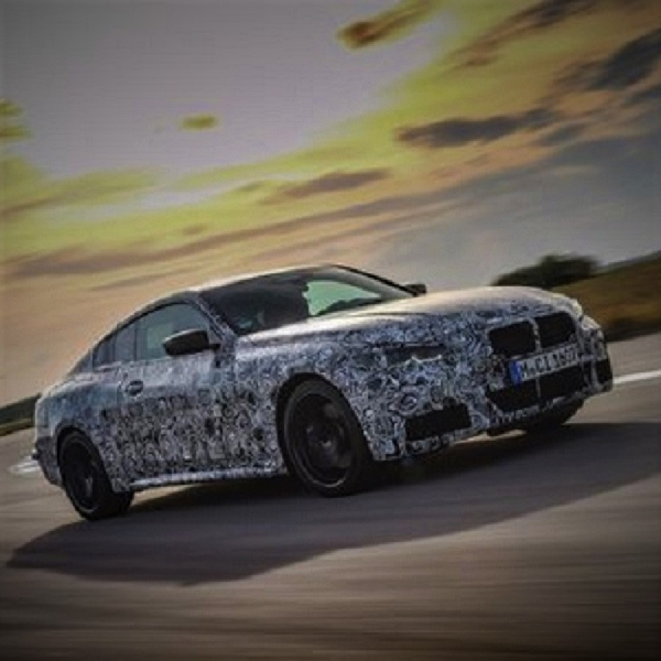 BMW Sebar Video Teaser M440i Coupe