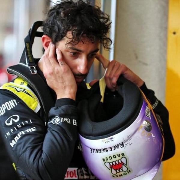F1: 2021, Daniel Ricciardo Bakal Gabung ke McLaren?