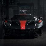 Ford Luncurkan Edisi Pertama GT Studio 2021 Berwarna Hitam dan Merah