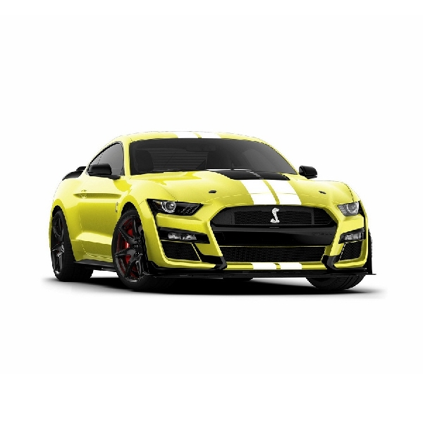 Line Up Ford Mustang 2021 Tersedia Warna Baru
