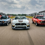 Rumor Beredar, Ford Mustang Mach 1 Akan Dijual Secara Global