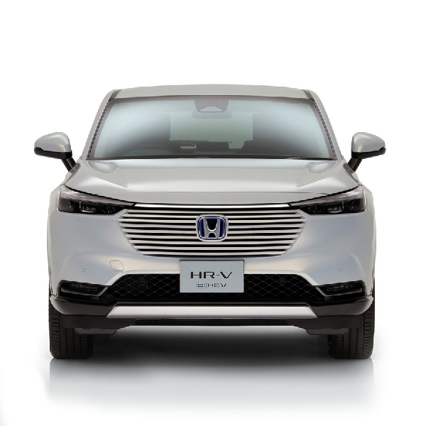 Honda Sulap HR-V e:HEV Menjadi Coupe Crossover Bertenaga Hybrid
