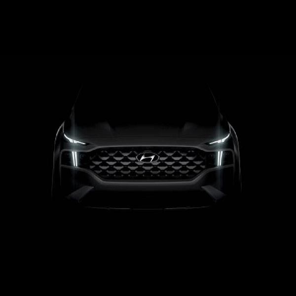 New Hyundai Santa Fe 2021, Bukan Hanya Facelift, Tetapi juga Bermesin Hybrid