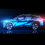 Desain Hyundai Tucson 2021 Tampil Lebih Agresif