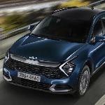 Kia Sportage Hybrid 2021 Debut di Korea Selatan