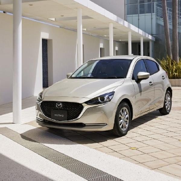 Mazda 2 2021 Diperbarui di Jepang Dengan Mesin Kompresi Tinggi