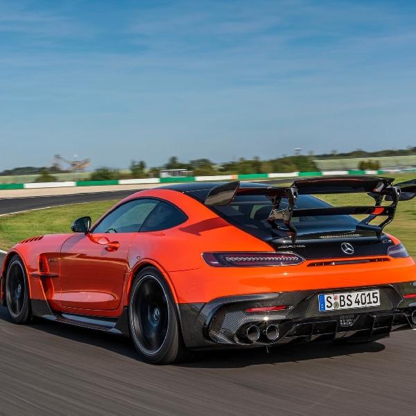 Produksi Mercedes-AMG GT 'Mungkin' Berakhir Pada Desember
