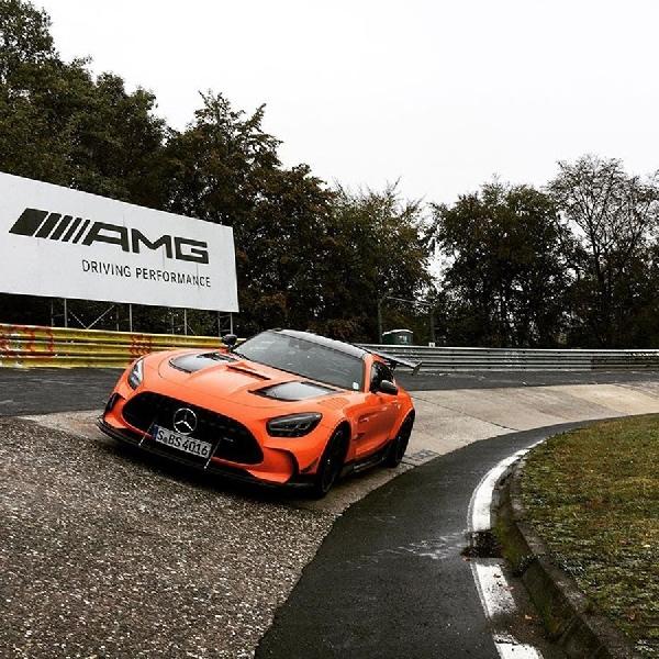 Apakah Mercedes-AMG GT Black Series Menjadi New King Of The 'Ring?
