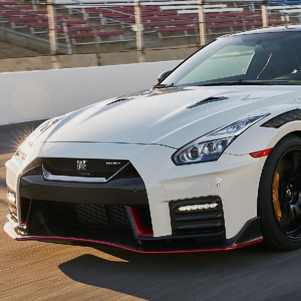 New Nissan GT-R Hadirkan Desain Baru