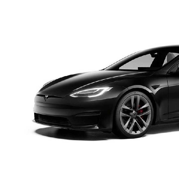 Tesla Tunda Pengiriman Model S