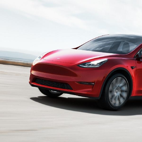 Tesla Memulai Produksi Model Y Di Pabrik Jerman Sebelum Akhir Tahun