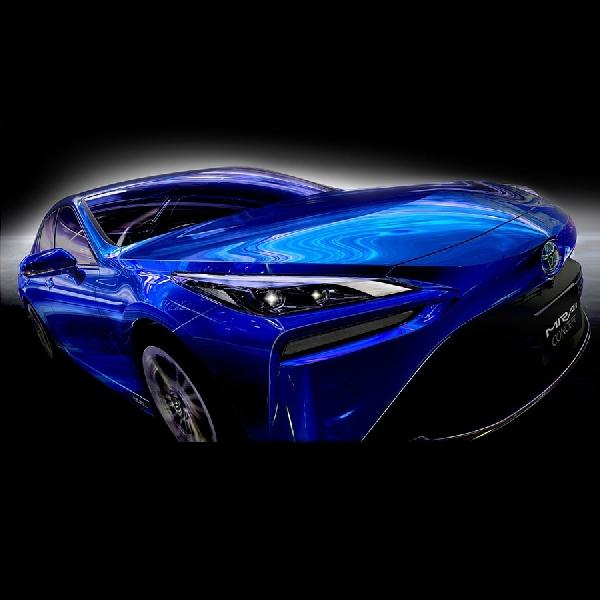 Lebih Sleeker dan Bertenaga, Konsep Toyota Mirai untuk Tahun  2021