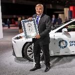 Toyota Mirai Cetak Rekor Dunia Untuk Penggerak Fuel-Cell Electric Terpanjang