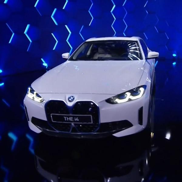 Sedan New BMW i4 Electric Hadir Untuk Bersaing Dengan Tesla Model 3